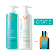 Moroccanoil Hydration Duo 500 ml met gratis 25 ml treatment