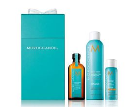 Moroccanoil Giftbox Voluminous Style