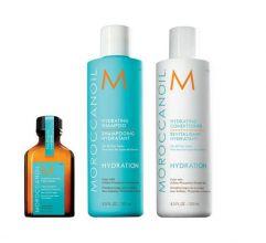 Moroccanoil Hydrating Treatment Set incl. GRATIS Treatment
