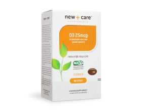New Care D3 25mcg