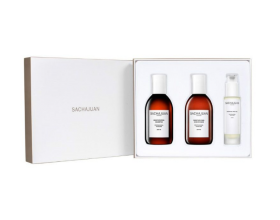 SachaJuan Moisturizing Collection Gift Box Incl. GRATIS Hair Oil