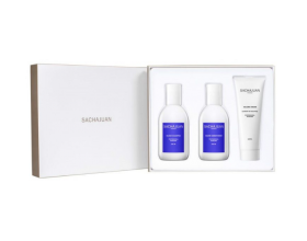 SachaJuan Silver Collection Gift Box Incl. GRATIS Volume Cream