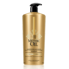 Loreal Mythic Oil Shampoo Normaal Haar 1000 ml