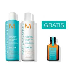 Moroccanoil Smoothing Duo 250ml met gratis 25 ml treatment
