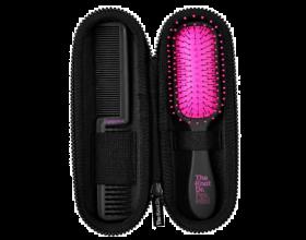 The Knot Dr. Pro Mini Kit Fuchsia Pad Haarborstel