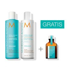 Moroccanoil Volume Duo 250ml met gratis 25 ml treatment