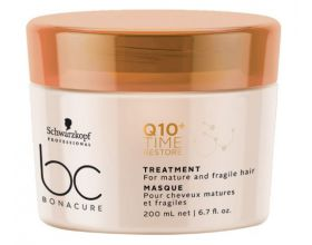 Schwarzkopf BC Bonacure Q10+ Time Restore Treatment 200ml